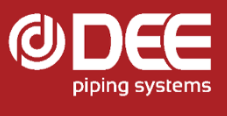 Dee Piping System Logo